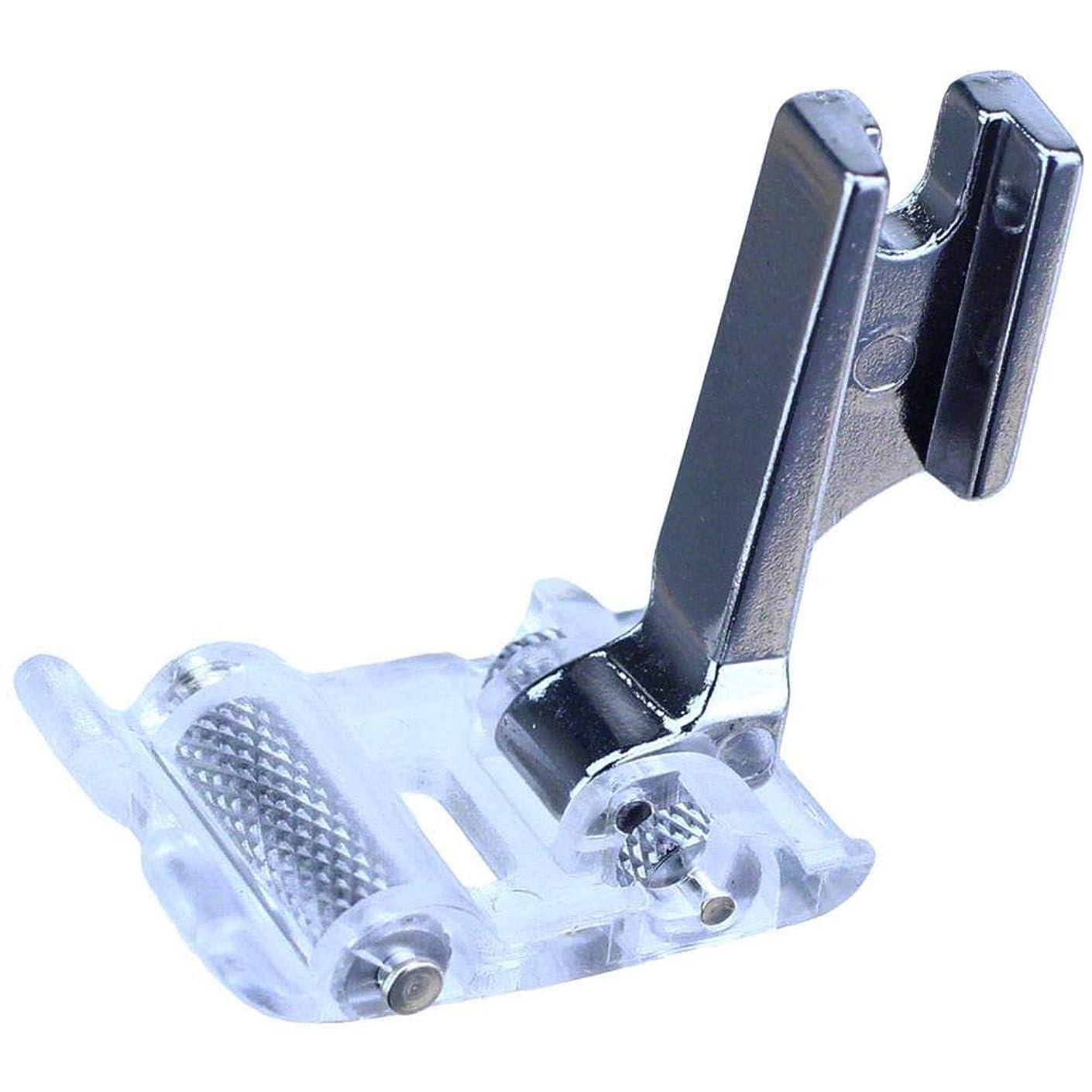 YICBOR High Shank Roller Foot #722H/ 152 for Pfaff 1209, 1211, 1212, 1213, 1214, 1216, 1217, 1221, 1222, 1222E
