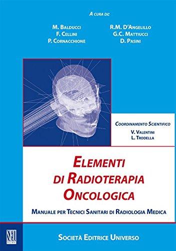 Elementi di radioterapia oncologica