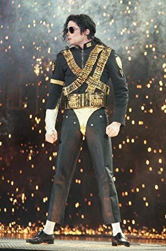 Michael Jackson Walker conciertos carteles e impresiones poses clásicas en lienzo arte de la pared decoración de superestrella imagen sala de estar decoración sin marco lienzo pintura A252 40x60cm