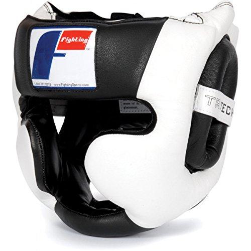Fighting Sports Tri-Tech Full Training Headgear, REG