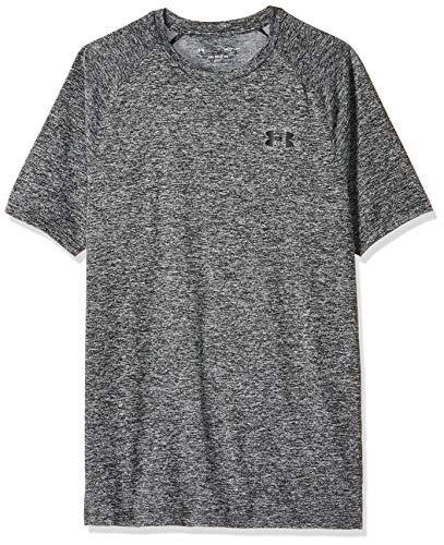 Under Armour Ua Tech 2.0 T-Shirt Homme - Noir (Black/Black (002) - M
