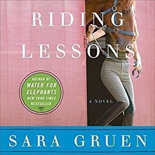Riding Lessons audiobook cover art