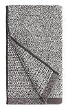 Everplush Diamond Jacquard Quick Dry Hand Towel Set, 4 x (16 x 30...