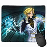 Gino Weinberg Mouse Pad Code Geass Desktop Laptop Mouse Pad 3D Cartoon Animation Non-Slip Mouse Pad