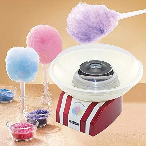 ABRC Mini Dolce Cotone può Maker Machine Marshmallow Macchina Mini Portatile Regalo Cotton Zucchero...