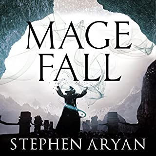 Magefall cover art