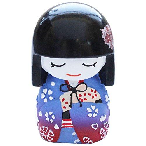 N & N finden Japan japanische Mai Kokeshi Puppe lila