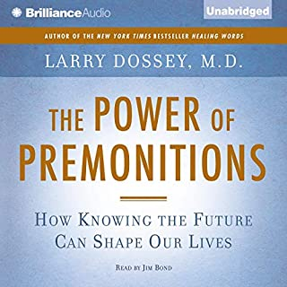 The Power of Premonitions audiobook cover art