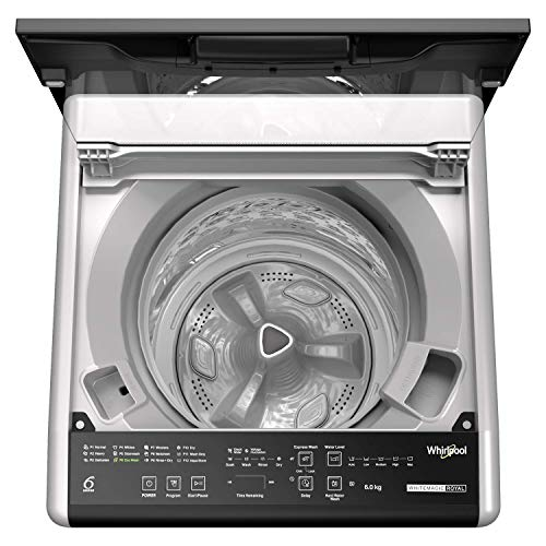 Whirlpool 6 Kg 5 Star Royal Fully-Automatic Top Loading Washing Machine (WHITEMAGIC ROYAL 6.0 GENX, Satin Grey, Hard Water Wash) 4