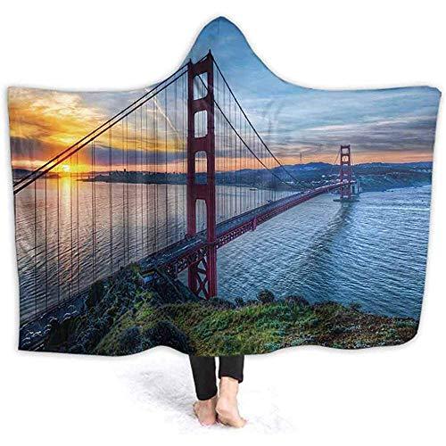Henry Anthony 40 X 50 Zoll Wele Decke, schönen Abend Tapeten Wele Cuddle werfen warme gemütliche Futter Decke/Feste Flanell,