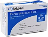 ReliaMed Paper Surgical Tape 2' x 10 yds. (Roll) (1 Roll)