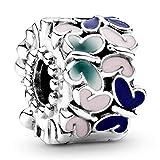 pandora bead charm donna argento - 797863enmx