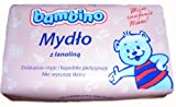 Lanolin Seife 90g von Bambino // Mydlo z lanolina 90g - Bambino
