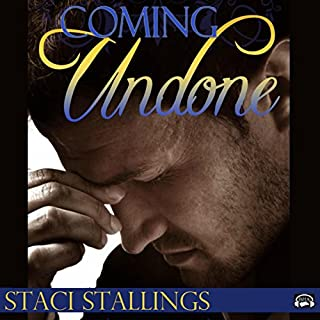 Coming Undone                   By:                                                                                                                                 Staci Stallings                               Narrated by:                                                                                                                                 Becky Doughty                      Length: 11 hrs and 9 mins     31 ratings     Overall 4.7