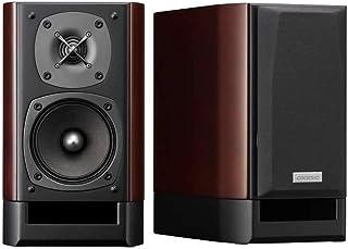 ONKYO 2ウェイ ブックシェルフ型スピーカーシステム ハイレゾ音源対応 (2台1組) 木目 D-112NFX(D)