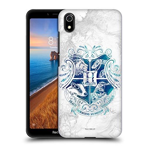 Head Case Designs Oficial Harry Potter Hogwarts Aguamenti Deathly Hallows IX Carcasa rígida Compatible con Xiaomi Redmi 7A (2019)