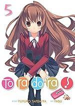 Toradora! 5 d'Yuyuko Takemiya