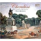 ケルビーニ:弦楽四重奏曲全集 (Cherubini: The String Quartets)