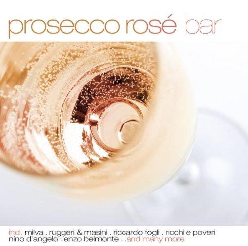 Prosecco Rose Bar