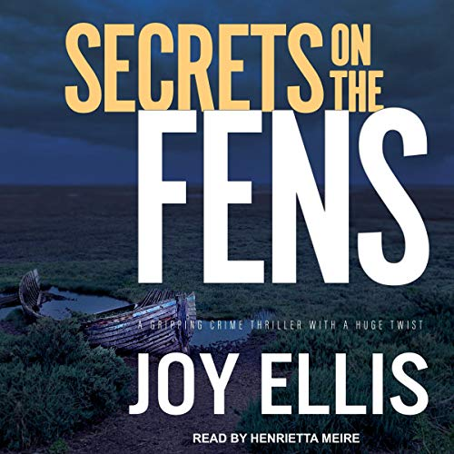 Secrets on the Fens cover art