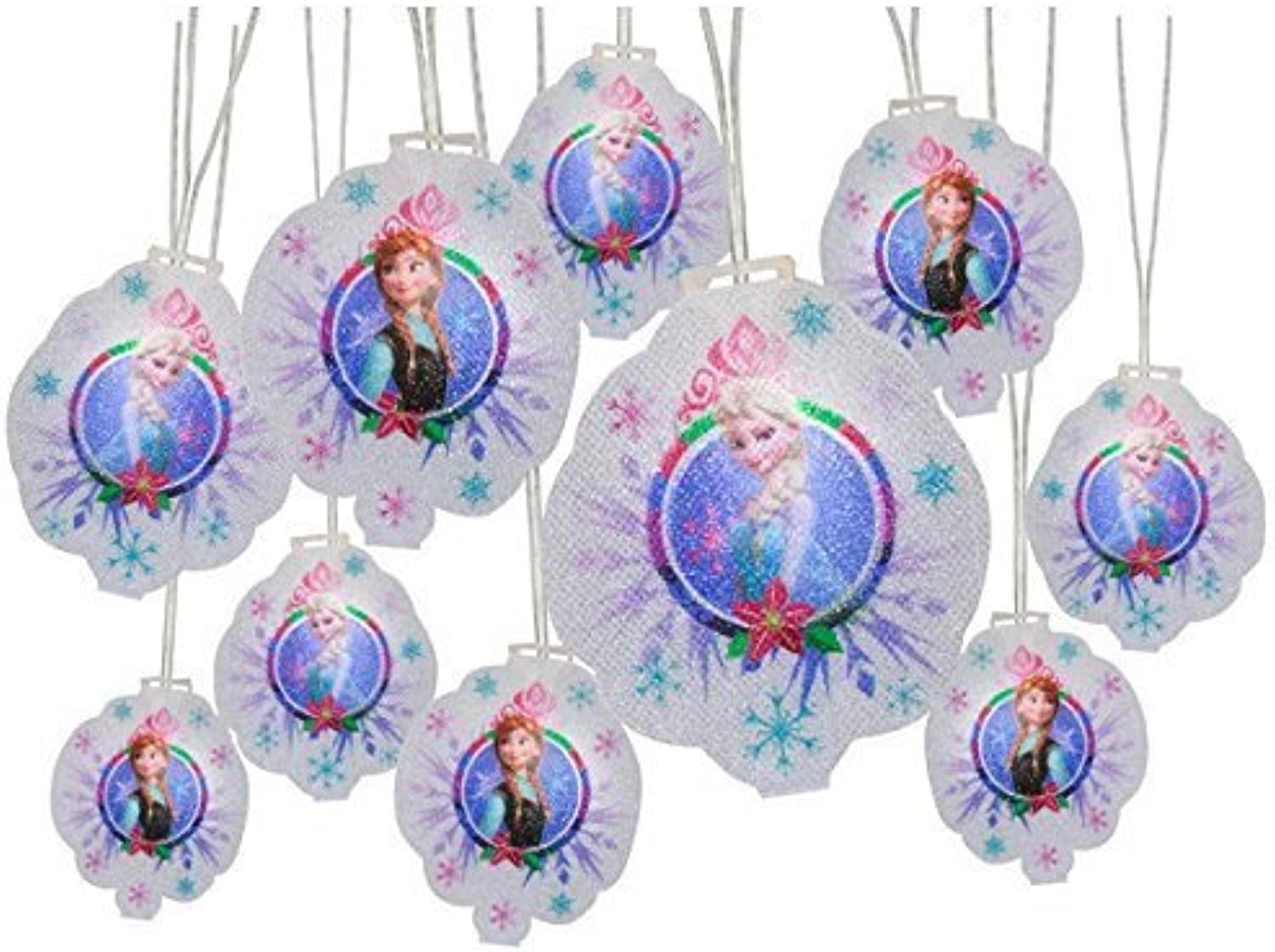 edición limitada en caliente Disney Disney Disney Frozen Holiday Lights  Elsa and Anna Holiday Light String (11.15 Ft Long) by Gemmy  El nuevo outlet de marcas online.