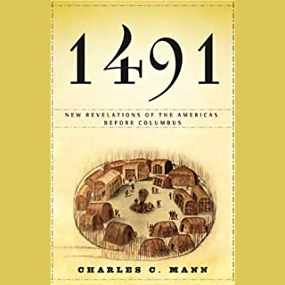 1491 audiobook cover art