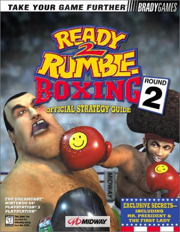 Ready 2 Rumble Boxing: Round 2 Official Strategy Guide
