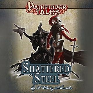 Shattered Steel cover art