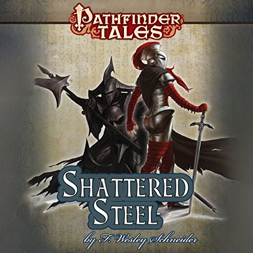 Shattered Steel cover art