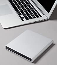 Archgon Aluminum External USB 3.0 Blu-Ray Player/DVD/CD Combo for Apple--MacBook Air, Pro, iMac, Mini