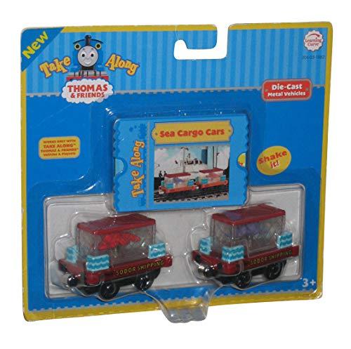 Thomas tank engine aquarium sea cargo trucks