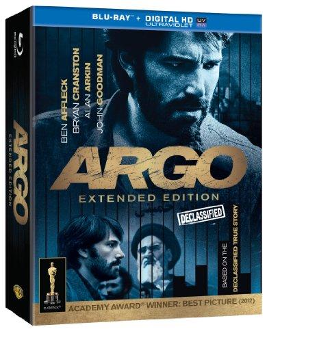 Argo: Extended Edition [Edizione: Stati Uniti] [Francia] [Blu-ray]