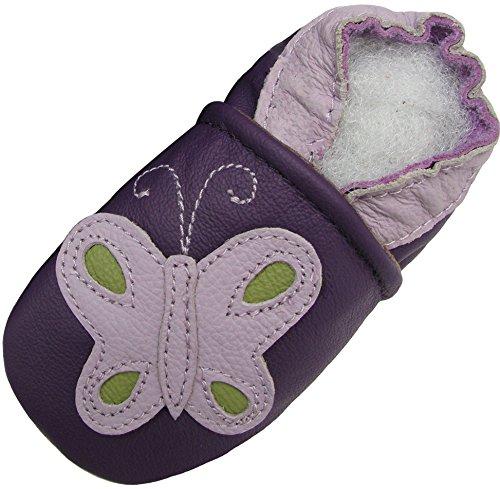 Carozoo Papillon Violet (Butterfly Purple) 18-24m
