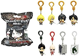 Attack On Titan Blind Bag | Collectible Figures From The Hit Anime Attack On Titan | Single Blind Bag