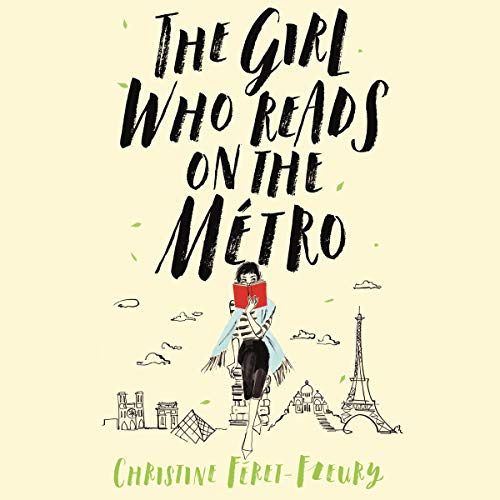 The Girl Who Reads on the Métro cover art