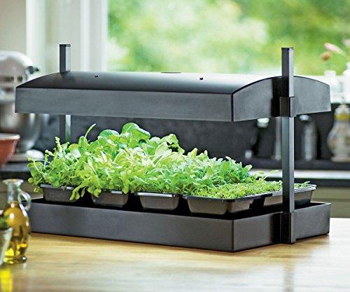 Future Harvest Developer SBL1600200 Grow Light Garden, White