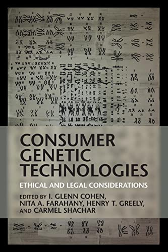 Compare Textbook Prices for Consumer Genetic Technologies  ISBN 9781108812672 by Cohen, I. Glenn