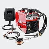 Dispositivo soldador MIG – MAG de 40-160 amperios, para hilo fundente 0,6-0,8mm con termointerruptor
