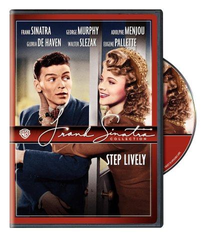 Step Lively [Reino Unido] [DVD]