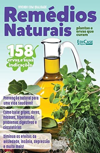 Vivendo com Qualidade Ed. 21 - Remédios Naturais : Vivendo com Qualidade Ed. 21 - Remédios Naturais (Portuguese Edition)