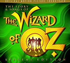 The Story & Songs Of The Wizard Of Oz Soundtrack