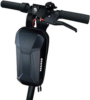 Sumeier Electric Scooter Front Hanging Storage Bag - Large Capacity Suspension Handlebar Bag Durable EVA for Charger Repai...