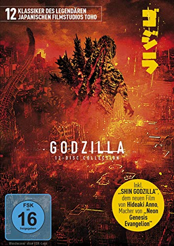 Godzilla Collection [12 DVDs]