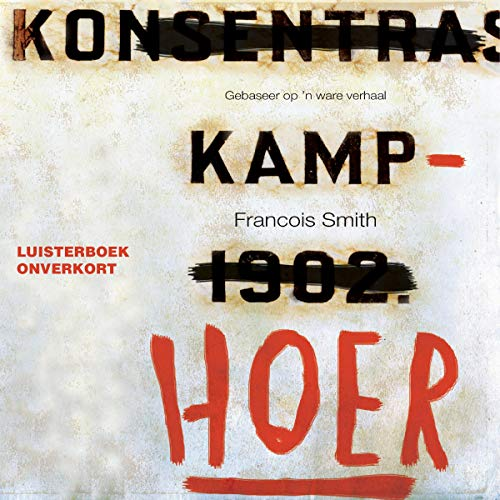 Kamphoer (Afrikaans Edition) cover art