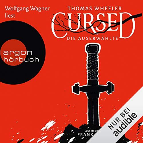 Couverture de Cursed - Die Auserwählte