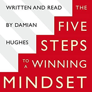 The Five STEPS to a Winning Mindset cover art