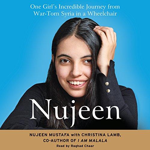 Nujeen audiobook cover art