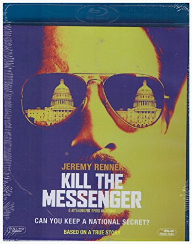 Kill the Messenger [Blu-ray] [2015]