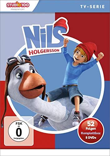Nils Holgersson - Komplettbox [8 DVDs]