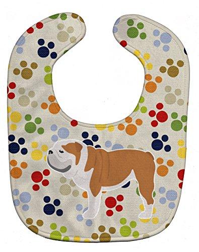 bulldog baby bib - 7